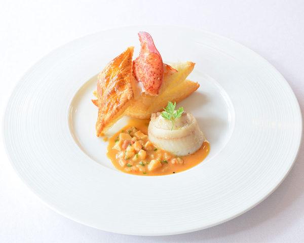 20周年特別コース魚料理